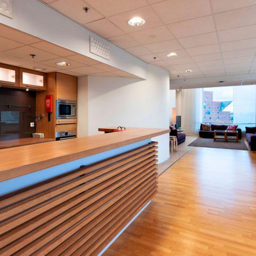 Mansku 105 Helsinki Toimitilat Lounge